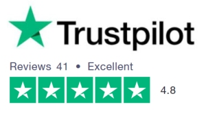 Trust pilot rating 4.8